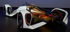 These Are the Most Awesome Concept Cars of 2014. From 3-wheelers to doorless rides, these are the car concepts that excited us the most in 2014. [Futuristic Cars: http://futuristicnews.com/category/future-transportation/]
