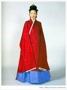 ate Goryeo cloth from Gwanbok to commoner's dress. Aristocrat