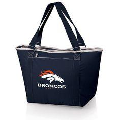 NFL Collectibles - Topanga Cooler Tote (Denver Broncos) Digital Print - Navy