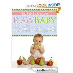 Raw Baby Food Recipes $0.99