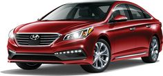 2016 Hyundai Sonata Uber Program