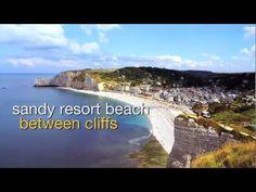 ▶ Travel Étretat, France - The Cliffs of Étretat - YouTube