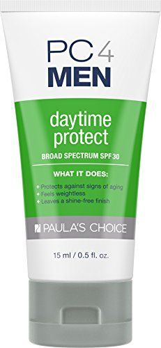Paulas Choice PC4MEN Daytime Protect SPF 30 Moisturizer with Antioxidants for Men  Travel Size -- Check this awesome product by going to the link at the image.