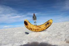 トリック バナナ