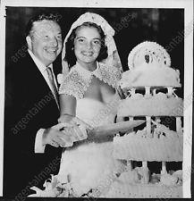 1952 Xavier Cugat The Rumba King Abbe Lane Wedding