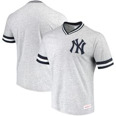 b4a2dd3b284 New York Yankees Mitchell   Ness Cooperstown Collection Mesh Batting ...
