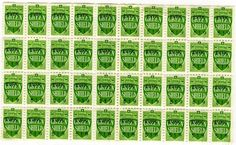 Green Shield Stamps were a widely used sales promotion and loyalty scheme The stamps could be collected when purchases were made and exchanged for goods. Green Shield Trading Stamp Company was founded in 1958 by entrepreneur Richard Tompkins, and the stamps were withdrawn in 1991.