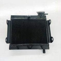 ASI 3 Row Aluminum Radiator for 1979-1980 Triumph Spitfire Manual 1.5L I4