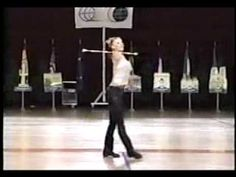Amazing Baton Twirling Tricks.  Documentary.  Any twirlers should watch!(: