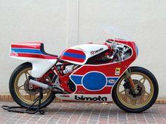 Bimota Yamaha TZ 350