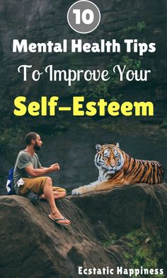 Low Self Esteem is not always recognized as a form of mental illness, and yet it wreaks havoc in your life day after day. Here are 10 mental health tips that will help you to improve your self esteem. Improve Self Esteem | Self Esteem Activities | Self Esteem Help | Self Esteem Improve | Self Esteem issues | Positive Self Esteem | Confidence Self Esteem | Boost Self Esteem #selfesteem #selfesteemproject #mentalhealth #mentalhealthawarenessweek #ecstatichappiness