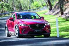 Australia's Best Cars 2015/2016 Awards. Winner - Best Small 2WD SUV under $35,000 - Mazda CX-3 Maxx RoyalAuto March, 2016.