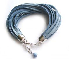 Skórzana bransoletka / Leather bracelet