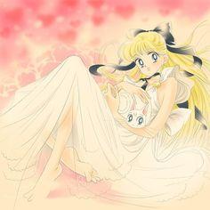 Sailor Moon// Mina and Artemis Sailor Moon Fan Art, Sailor Moon Character, Sailor Moon Usagi, Sailor Moon Crystal, Sailor Venus, Sailor Jupiter, Sailor Mars, Artemis, Venus Jupiter