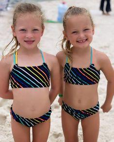 Busby Quintuplets, It's A Buzz World, Busby Family, Little Girl Swimsuits, Kids Swimwear, Baby Boy Outfits, Little Girls, Twins, Winter Fashion