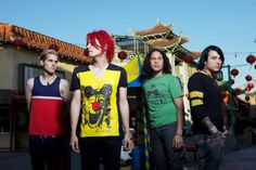 My Chemical Romance reveal 'May Death Never Stop You' tracklisting, comment on their final song
