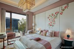 广州杜文彪装饰设计有限公司北京观承别墅北户