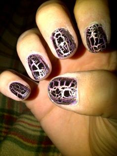 I ♥ Crackle Nail Polish!