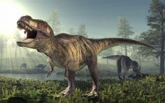 Daspletosaurio