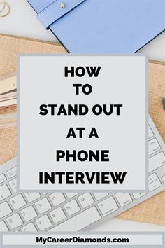Are you preparing for a phone interview? Explore valuable tips and techniques in this article to help you stand out among other applicants. Job Interview Tips Interview Tips And Questions, Job Interview Preparation, Interview Questions And Answers, Job Interview Tips, Job Resume, Resume Tips, Resume Examples, Interview Techniques, Job Hunting Tips