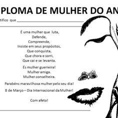 O Dia da Mulher é comemorado no dia 8 de março e é lembrado pela luta pela valorização e igualdade da mulher na sociedade moderna. Hoje a data do Dia Internacional da Mulher é comemorado pela pela igualdade e combate à violência contra a mulher. Em todo o Brasil são feitas passeadas, manifestações e reuniões … Continuar lendo Atividades para o Dia da Mulher
