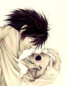Ryuzaki,L - Death Note,Anime