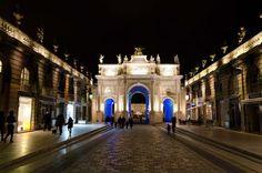 Bonjour Nancy ! Tous les jours à 10 h une nouvelle photo de la ville de Nancy - Le site qui vous fera dire Bonjour Nancy !