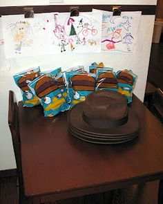 Festive Enchantments: Aden's Phineas and Ferb Party