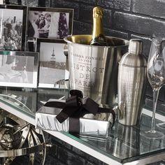 Shaker da cocktail in metallo | Maisons du Monde
