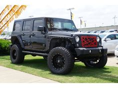 Used 2015 #Jeep Wrangler Unlimited Sport in Fort Smith, AR Area - Harry Robinson Buick GMC