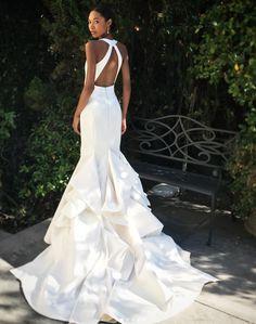 Mermaid Wedding, Bridal Dresses, Formal Dresses, Minimal, Spring, Modern, Style, Fashion, Bride Dresses