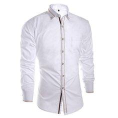 bdd0aebe05 Camisa hombre manga larga