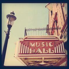 Music Hall, tarrytown ny