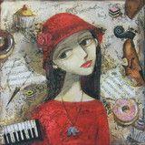 'Sweet Music I' by Ludmila Korol | Top Floor. St Stephens Green Ctr. Dublin 2