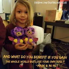 And what do you benefit if you gain the whole world but lose your own soul? Mark 8:36 NLT  We think of so much for us. Our desires. Should we look at things and consider how can this help me better fulfill the Lords purpose for my life.  Stop and think about this.  #howcaniusethis #godspurpose #keepfighting #fightingcouplesclub #fightforit #fightforyou #fightformarriage #fightforfamily #fightforothers #fightforher #fightforyourwife #fightforhim #fightforyourhusband #iwantanawesomemarriage #iwantanawesomelife #youversion #bibleapp