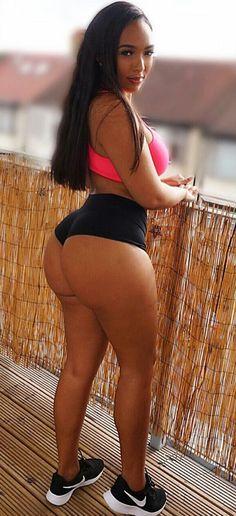 Amateur Ebony Big Ass Bbc