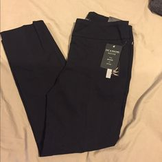 Work pants Work pants, slim leg, petite Zac & rachel Pants Trousers