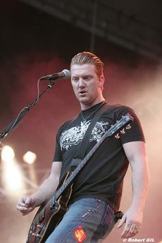 Joshua Homme: I mean what?  Perfect.
