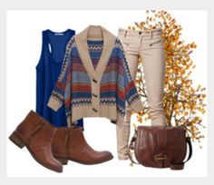 Fall inspired outfit, cute