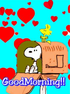 Charlie Brown Quotes, Charlie Brown And Snoopy, Good Morning Friends, Good Morning Quotes, Cute Quotes, Great Quotes, Good Night Sleep Tight, Snoopy Pictures, Snoopy Quotes