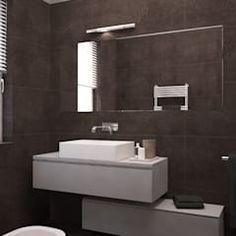 render bagno: Bagno in stile in stile Moderno di Studio Atelier di Silvana Barbato