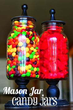 Uses for Mason Jars – The Craft Edition