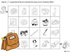 Labyrinthe des Alphas Education, Alphabet, Cycle 1, Conscience, School, Animal Crossing, Montessori, Teacher, Reading Activities