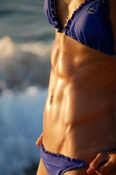 niceeee! i want these abs please.