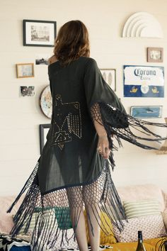 Alhambra-Kimono via Spell and the Gypsy Collective.