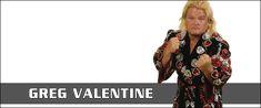 Greg Valentine, Baby Face Nelson, World Championship Wrestling, Ric Flair, Professional Wrestling, Wwe, Fashion, Moda