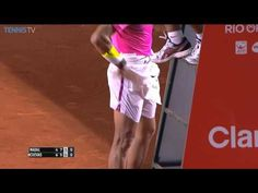 "Video: Nadal's On-Court Wardrobe ""Malfunction""a girl's gotta have some fun at -40C in Winnipeg!"