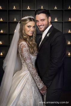 Casamento Karina Flores e Fabio Oliveira - Anna e Ricky