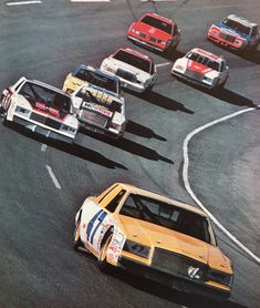 2302 best nascar in the early years images in 2019 car pictures rh pinterest com