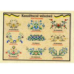 Wzory Haftu Kaszubskiego Szkoła Pucka - Księgarnia Kaszubska // Kashubian embroidery